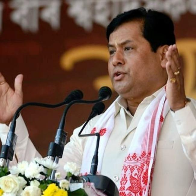 Sonowal directs for immediate disbursal of pension after retirement