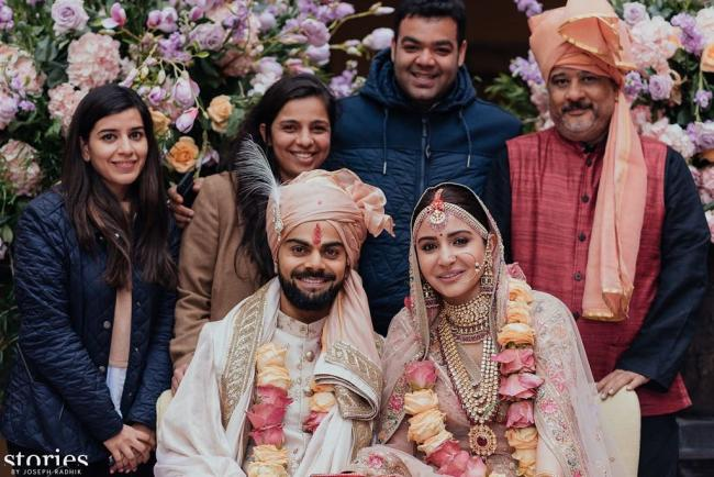 Kohli not a patriot: BJP MLA on Virushka marrying abroad