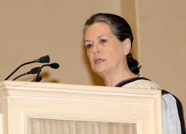Sonia Gandhi rushed back to Delhi following health complications
