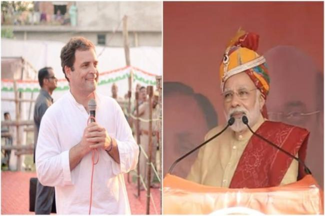 Rahul Gandhi attacks Narendra Modi over 'Dalit' issue