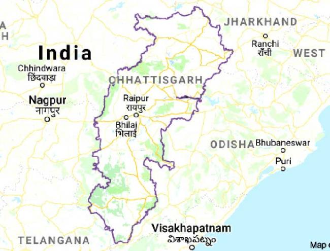 Chhattisgarh: Maoists target bus with BSF personnel; six injured