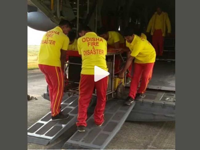 Meghalaya coal mine tragedy: IAF airlifts NDRF team with high-powered pumps in Guwahati