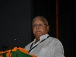 Pronouncement of quantum of Lalu Yadav's punishment scheduled for four pm on Saturday