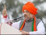 BJP will form Govt in two more states : Amit Shah at Haryana rally