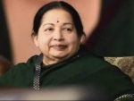 Jayalalithaa birth anniversary : CM Palaniswami and deputy Paneerselvam unveil statue at AIADMK office