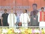 Biplab Deb takes oath as Tripura CM, PM Modi attends swearing-in ceremony