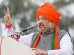 Amit Shah mistakenly calls own party CM candidate BS Yeddyurappa 'most corrupt', Congress attacks