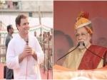 Rahul Gandhi attacks Narendra Modi over 'Dalit' issue