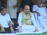 PM Modi, Amit Shah and others join the BJP day-long fast on Thursday