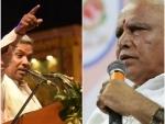 Karnataka poll: Siddaramaiah asks Yeddyurappa to join him in open debate