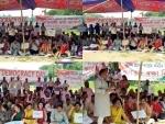 Assam Congress observes 'Save Democracy Day'