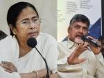 Mamata Banerjee, Chandrababu Naidu agree to work together for development of regional parties