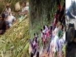 Mizoram: Nine injured in road mishap remain stranded in remote village