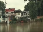 Flood alert in Kashmir as rain continues and the Jhelum flows above danger mark