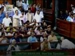 Rahul's hug was unwanted, says Narendra Modi at UP Kisan rally