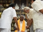 PM Modi pays tribute to Karunanidhi, says he was as an extraordinary leader