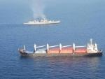 Indian naval ship Sahyadri visits Fiji on goodwill mission