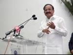 Prof. M.S. Swaminathan is a Vishwaguru in Agriculture: Vice President Naidu