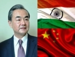 Foreign Minister of China Calls on the President