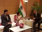 Sonowal addresses Pravasi Bharatiya Divas and kickstarts roadshow at Singapore