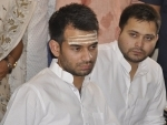 Differences crop up between Lalu's sons over Anant Singh, other party affairs