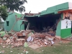 West Bengal: TMC party office collapses in explosion in Birbhum
