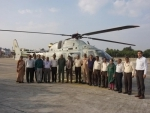HAL's light utility helicopter project achieves another milestone