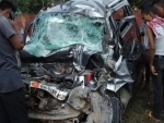 Five labourers die in road mishap in Assam's Nagaon district