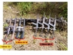 Assam Rifles recovers huge cache of arms in Mizoram along Indo-Myanmar border