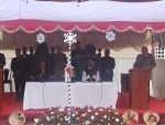 Zoramthanga sworn-in as Mizoram CM for third term