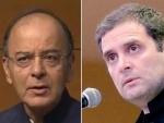 Rahul Gandhi's fiction on demonetisation helping NPA holders: Jaitley
