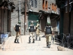 Four terrorists, one cop and a civilian killed in Kashmir encounter, police claim ISIS link