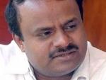 HD Kumaraswamy takes oath as Karnataka CM