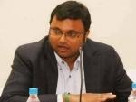 CBI arrests Karti Chidambaram in Chennai in money laundering case