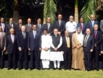 PM Modi meets with global oil and gas experts
