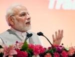 PM Modi takes dig at Congress over Rafale, jobs in Raebareli