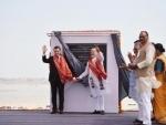 Prime Minister Narendra Modi, French President Emmanuel Macron inaugurate solar power plant in Uttar Pradesh