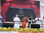 PM Modi lays foundation stone for urban infrastructure projects in Rajasthan
