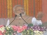 Chhattisgarh: Narendra Modi attacks Congress over Maoist issue