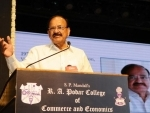 Education must mould a strong character and inculcate ethical and moral values among students: Vice President Naidu