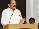 Intolerant citizens violating freedoms of fellow citizens are no Indians, asserts Vice President M. Venkaiah Naidu