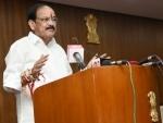 Raksha Bandan is a symbol of care and protection: Vice President Naidu