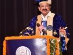 Shun sedentary lifestyle, junk food & stay healthy: Vice President Naidu tells youth