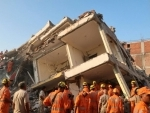 Buildings collapse in Noida, three killed