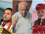 Rahul Gandhi tears into Modi rule after BS Yeddyurappa quits as Karnataka CM