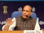 Rajnath Singh congratulates ISRO over satellite launch, calls the step a 'landmark' in India's space journey