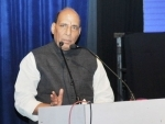 Union Home Minister Rajnath Singh inaugurates 43rd Annual Day function of MES Builders Association of India