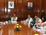 Union Home Minister chairs High Level Committee meeting for Central assistance to states of Uttar Pradesh and Maharashtra