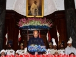 Kovind addresses gathering in Yangon; says India committed to promote Myanmar's priorities