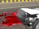Assam: Three people killed, five injured in two road mishaps